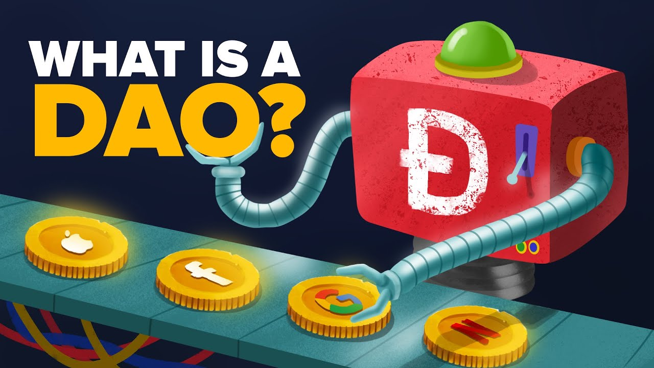 Download What is a DAO in Crypto? (Decentralized Autonomous Organization)