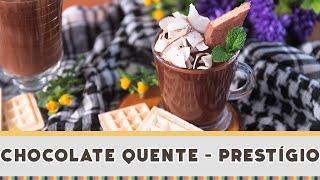 Chocolate Quente com Coco sem Lactose