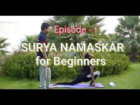 SURYANAMASKAR (Sun Salutations) Alignment & Health benefits | Episode-1
