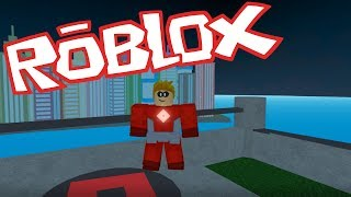 THE NEW RECRUIT! HEROES OF ROBLOX!!
