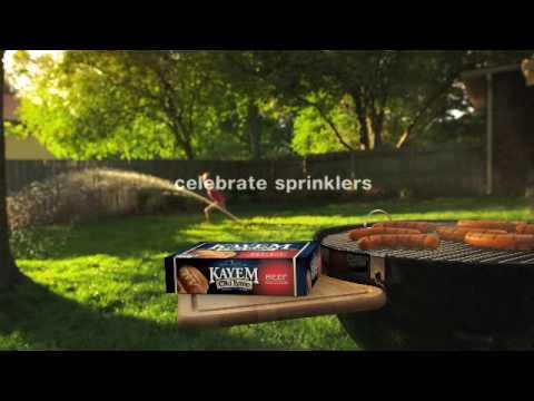 Kayem Television Commercial: Celebrate Something