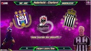 Anderlecht – Charleroi [ 5ème journée des  play-off 1 ] rediff live 🔴