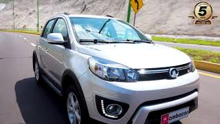 Test Drive Great Wall M4 2018