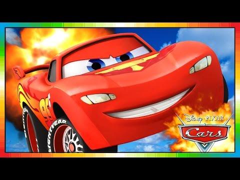 CARS - Hook International - Mater National - part 3 - Pixar - Disney - McQueen - Arabalar - Тачки