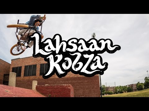 Lahsaan Kobza In Shadow's What Could Go Wrong DVD