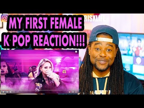 CL - HELLO BI+CHES | I Wish She Was In BTS | DANCE PERFORMANCE VIDEO | REACTION!!!