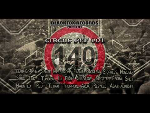 Arok - asylum - circle pit v/a #01 (blackfox records - freedownload)
