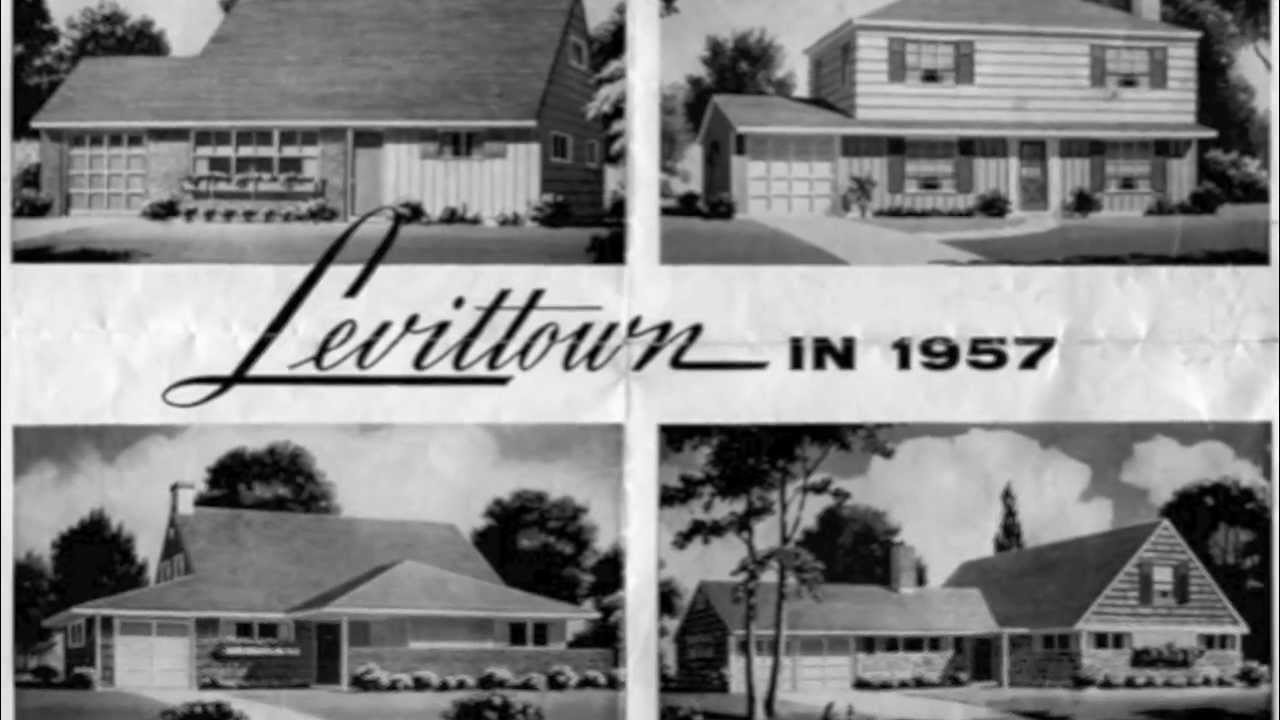The American Dream Deferred The Myers Family In Levittown