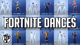 FORTNITE DANCES IN REAL LIFE