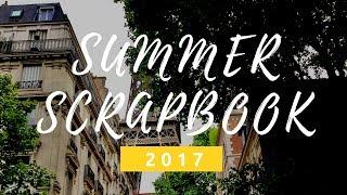 A Summer Scrapbook