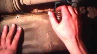 как осмотреть поршневую не снимая мотора