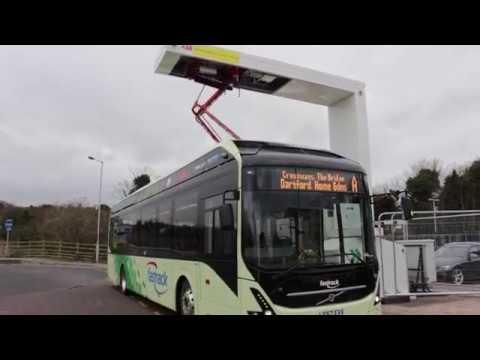 Is this the future of bus travel in Ebbsfleet Garden City