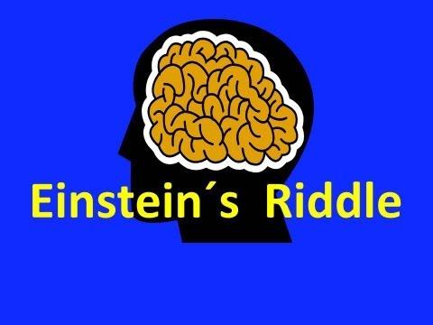 Riddle #158 - Einstein's Riddle
