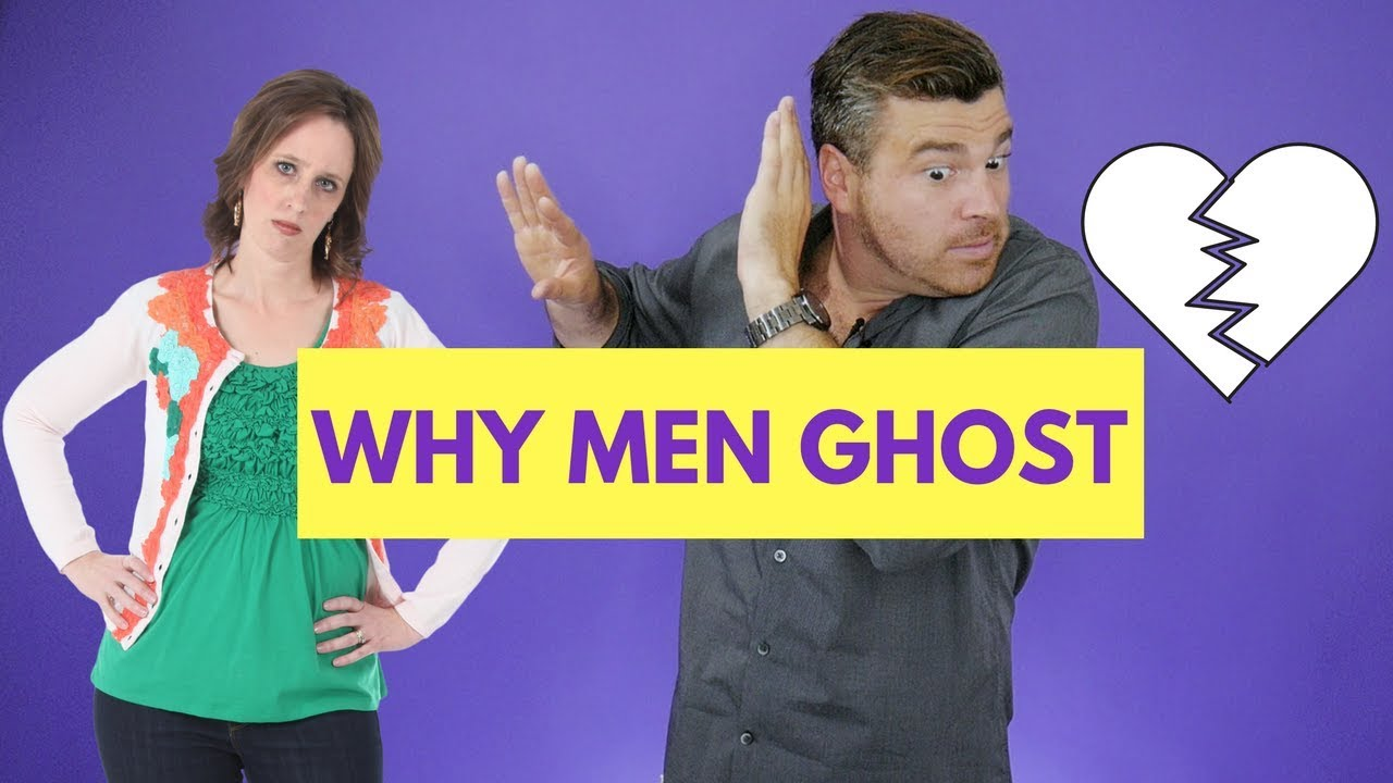 Why Men Disappear When It Gets Serious