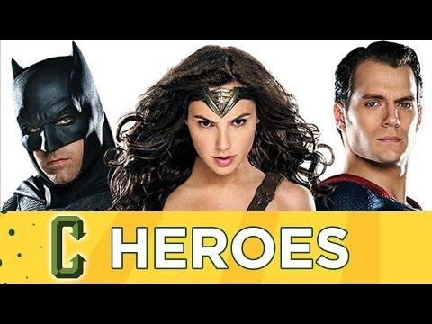 Collider Heroes Episode 16 - New BATMAN V SUPERMAN Pics and Details, DAREDEVIL Vs PUNISHER