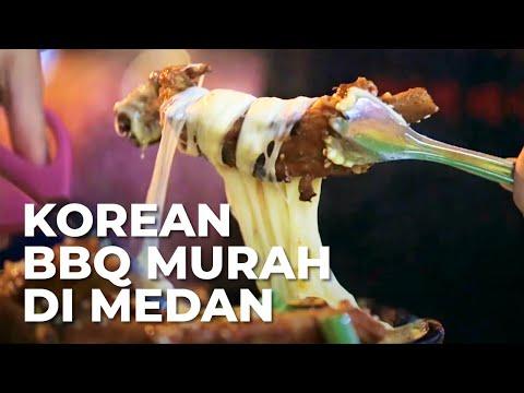 Korean BBQ di Jalan Semarang Medan???