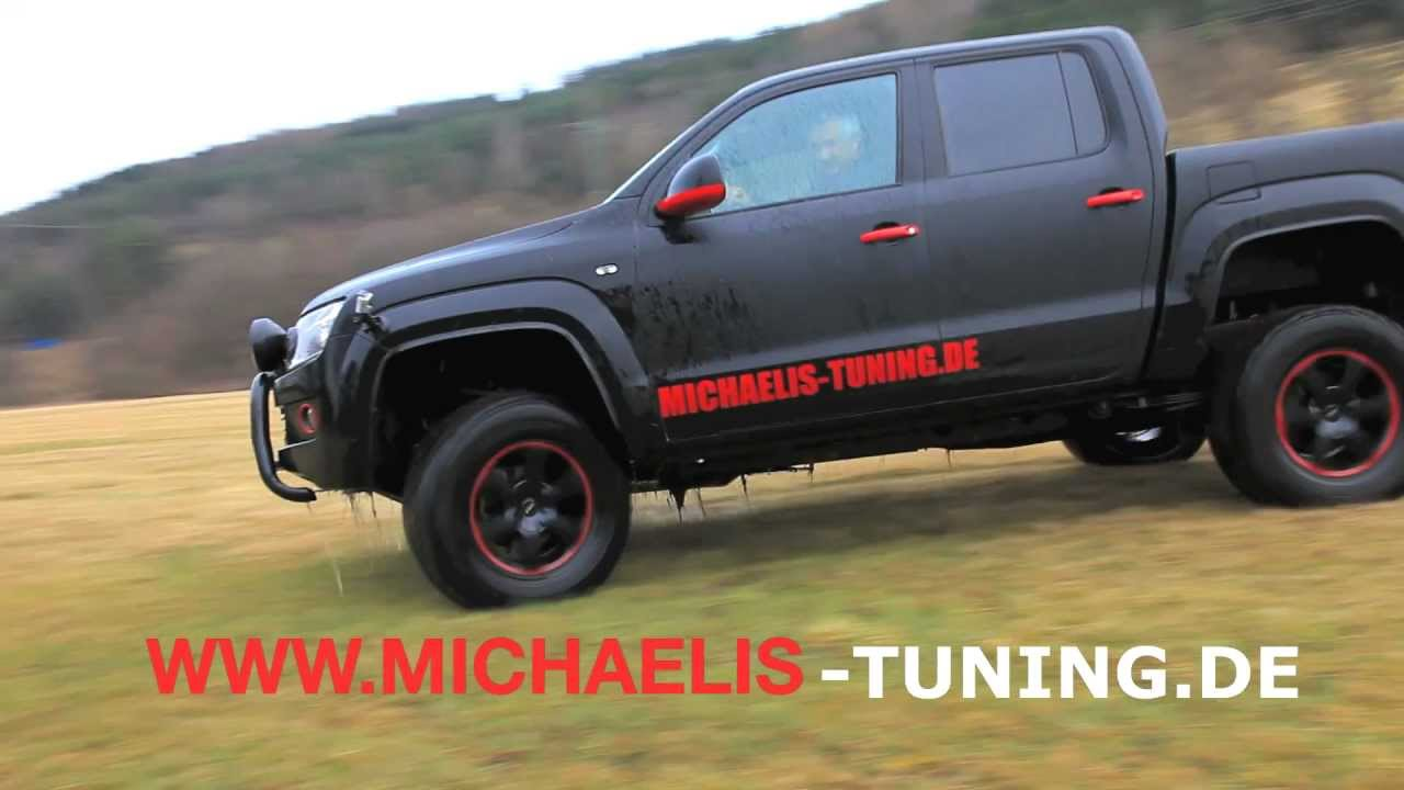 Vw amarok 33 monster by michaelis tuning youtube sciox Choice Image