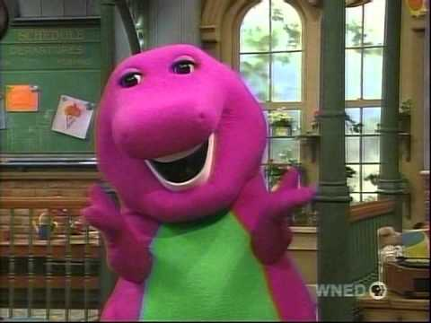 Barney & Friends: BJ's Really Cool House (Season 7, Episode 20)