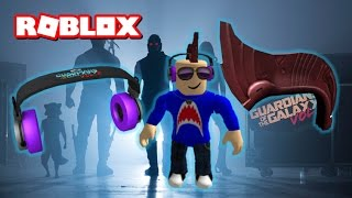 [Event] How to get Yondu's Fin and Star-Lord's Headphones in Roblox
