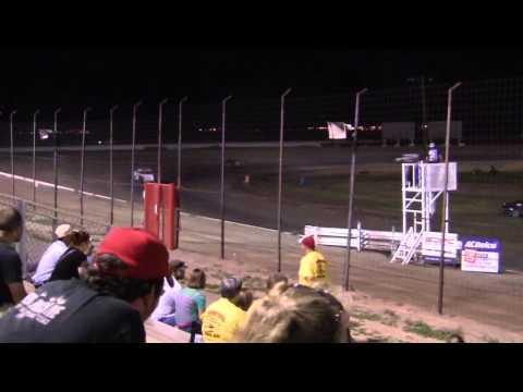 Sport Mods at Lubbock Speedway 7-19-13