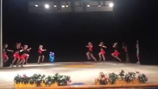 Танец До - Ре -Ми детский великан в Алматы
