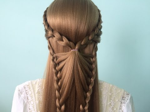 AnaTran - Tết tóc kiểu cánh bướm TUYỆT ĐẸP