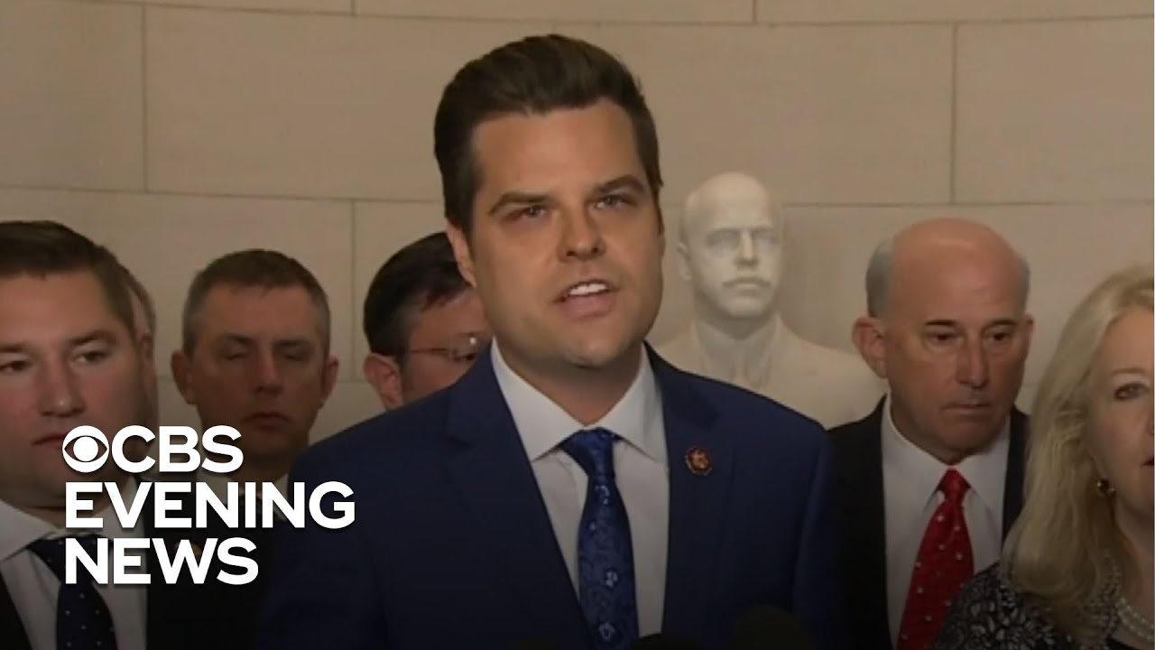 Friend of embattled U.S. Rep. Matt Gaetz to plead guilty to sex ...