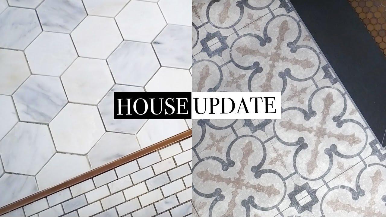 HOUSE TOUR | KITCHEN + BATHROOM UPDATES - YouTube