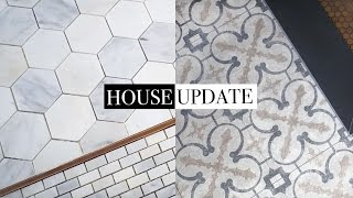 HOUSE TOUR | KITCHEN + BATHROOM UPDATES