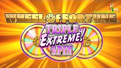 Free Wheel of Fortune Triple Extreme Spin Slot Games