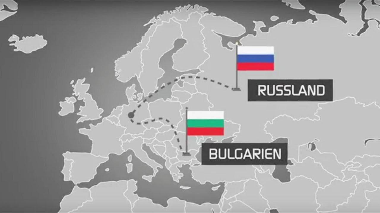 Bulgarien Russland