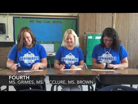 Prestwood School Crew