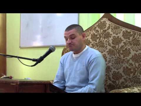 Шримад Бхагаватам 5.1.38 - Гауранга прабху