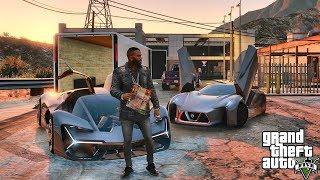 GTA 5 REAL LIFE MOD #577 - VALET PARKING JOB!!! (GTA 5 REAL LIFE MODS)