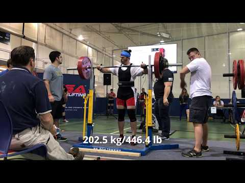 USAPL Twin Ports Raw Open 2017