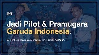 VLOG RAN #9 - JADI PILOT DAN PRAMUGARA GARUDA INDONESIA MP3