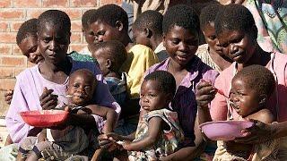 Les chiffres effarants de la crise alimentaire au Malawi