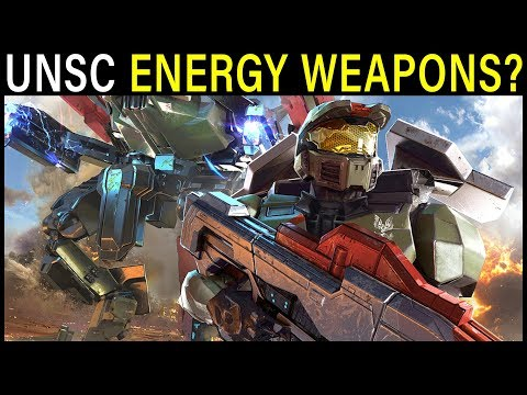 Did the UNSC use Energy/Plasma Weapons? | Halo Lore