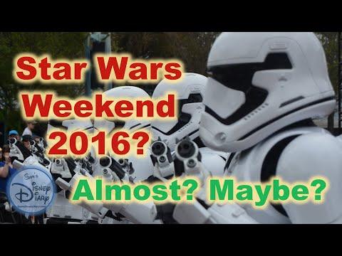 #71: Star Wars Weekend 2016