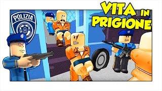 VITA IN PRIGIONE! - Roblox ITA w/ Two Players One Console