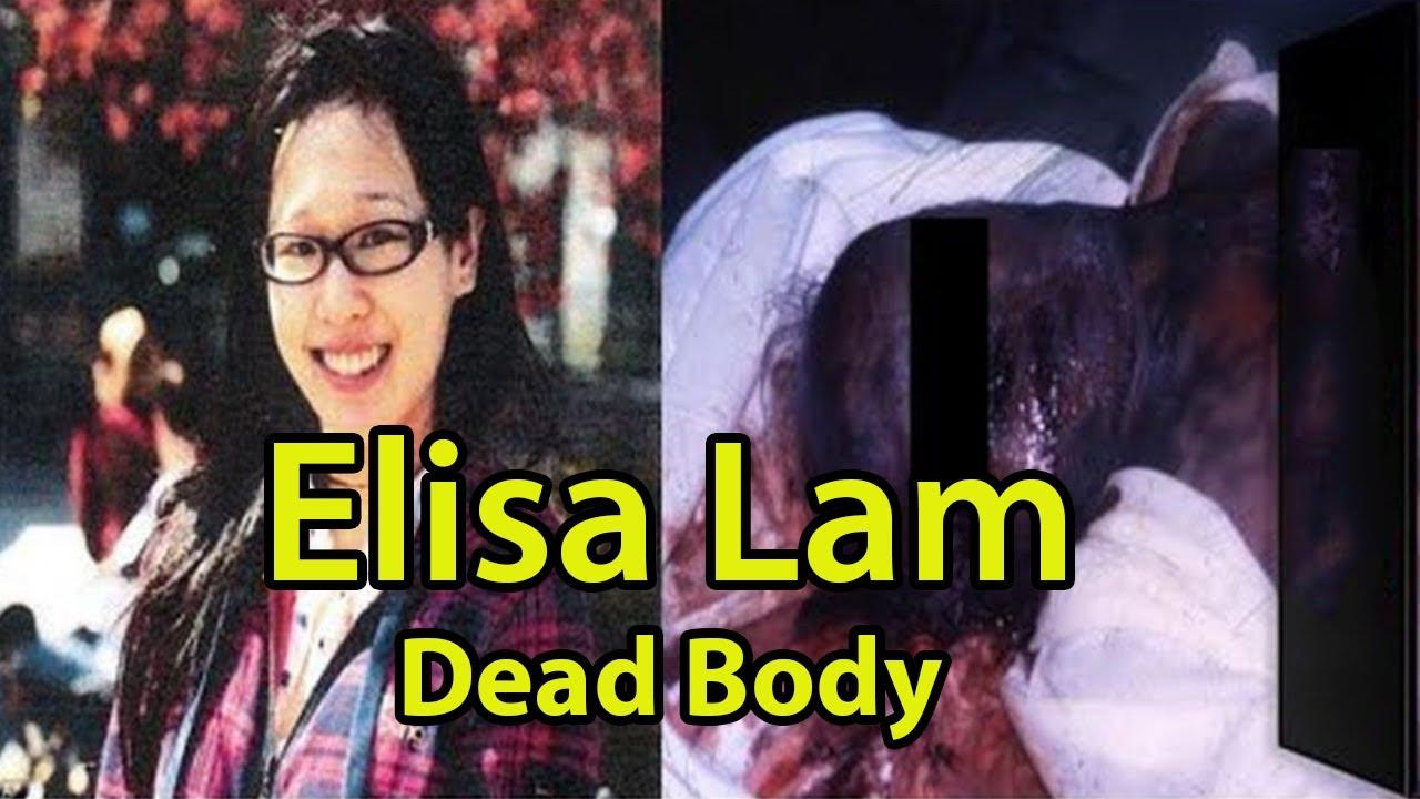 The Death of Elisa Lam - YouTube  |Elisa Death