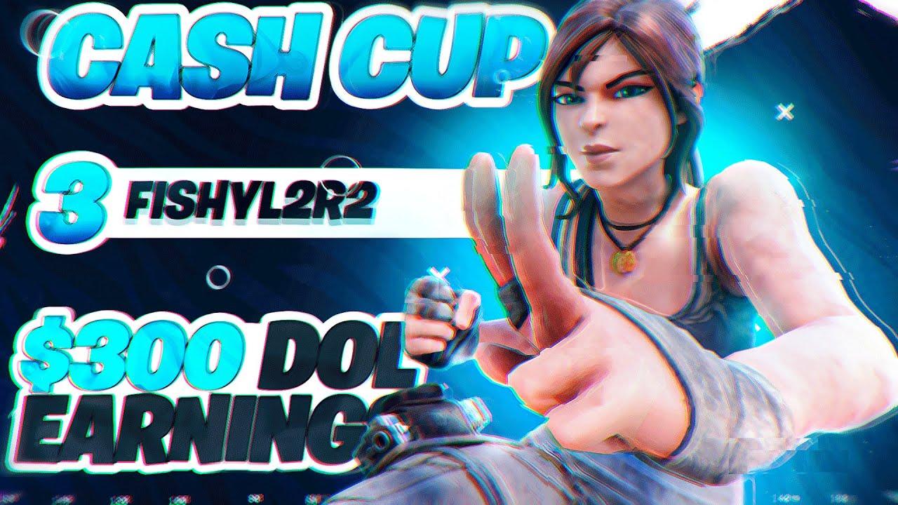 COMO QUEDE TOP 3 EN LA SOLO CASH CUP ($300)