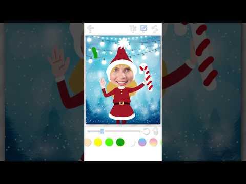 Editor De Caras Para Navidad Marcos Navideños Aplicaciones En Google Play