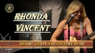 Rhonda Vincent   Bright Lights and Country Music