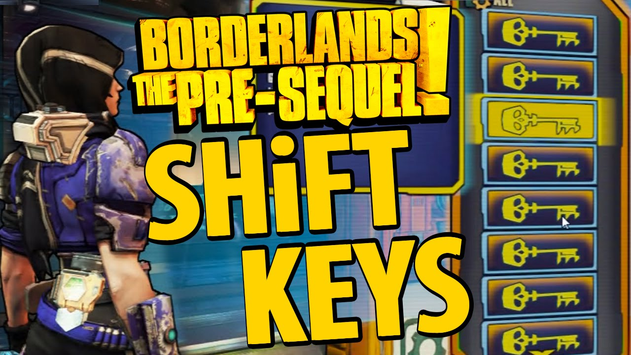 Borderlands the Pre Sequel SHiFT Keys Codes - YouTube Borderlands The Pre Sequel Shift Codes
