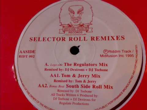 Dj Teebone - Southside Roll Remix - RIDT 002 - 95 Jungle