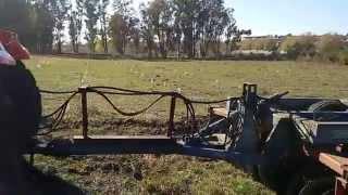 Tractor Kioti 7620 nuevo con céntrica 30 discos