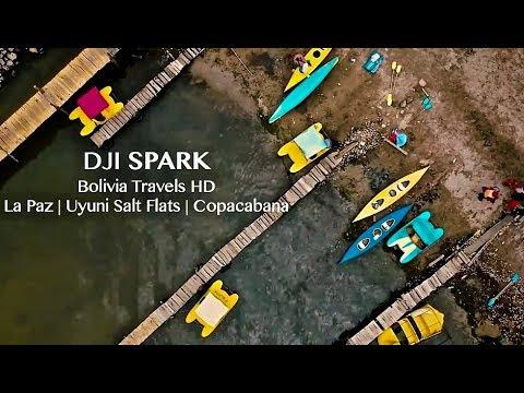 DJI Spark | Bolivia HD Travels [Uyuni Salt Flats, La Paz, Copacabana]