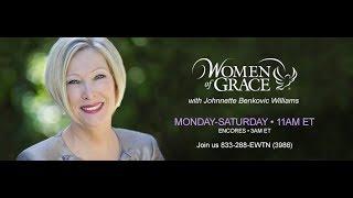 WOMEN  OF  GRACE - May 14 2019 - Johnnette Williams