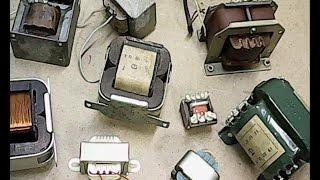 Что делать,если гудит трансформатор(Несложный ремонт силового трансформатора., 2014-10-27T18:49:55.000Z)